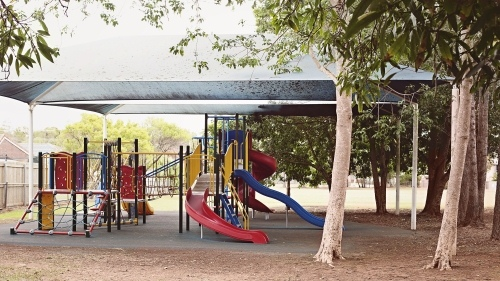 Play equipment and playgrounds
